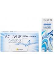 Acuvue Oasys Hydraclear 6szt. plus Horien Aqua 500ml