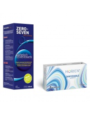 Horien Disposable 6szt. plus płyn Zero Seven 500ml