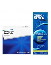 Pure Vision plus płyn Zero Seven 360ml