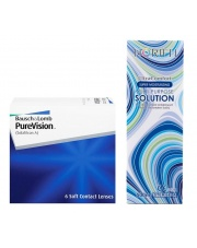 Pure Vision plus płyn Horien 360ml