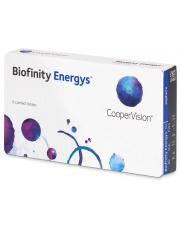 Biofinity Energys 6 sztuk
