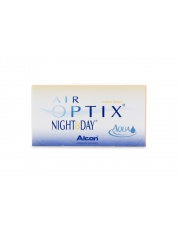 Air Optix Aqua  Night & Day 6 szt.